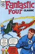 Fantastic Four Classic / Classic Fantastic Four (1993-1994) (Rústica 48 pp) #5