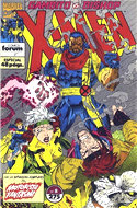 X-Men Vol. 1 (1992-1995) (Grapa 32 pp) #8
