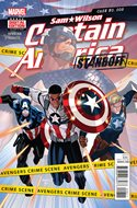 Captain America: Sam Wilson (Comic Book) #8