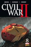 Civil War II (2016-2017) (Grapa. Color) #8