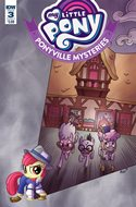 My Little Pony: Ponyville Mysteries (Comic-book) #3