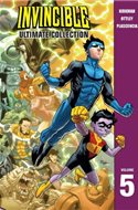 Invincible Ultimate Collection (Hardcover) #5