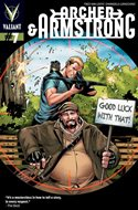 Archer & Armstrong (Comic Book) #7