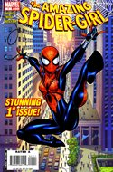 The Amazing Spider-Girl Vol. 1 (2006-2009) (Comic Book) #1