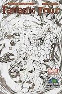 Fantastic Four Vol. 3 (1998-2012 Variant Cover) (Comic Book) #527.2