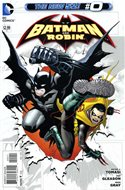 Batman and Robin Vol. 2 (2011-2015) (Comic-Book) #0