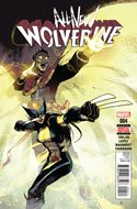 All-New Wolverine (2016-) (Comic book) #4