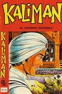 Kalimán, el hombre increíble (Grapa) #9