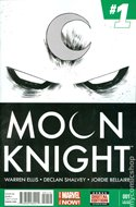 Moon Knight Vol. 5 (2014-2015 Variant Cover) (Comic Book) #1.5