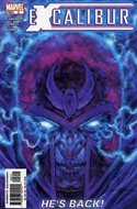 Excalibur Vol. 3 (Grapa) #2