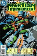Martian Manhunter Vol. 2 (Comic Book 24 pp) #4
