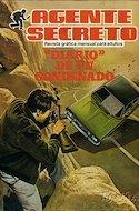 Agente secreto. Revista gráfica mensual para adultos (Grapa (1982)) #9
