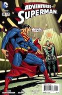 Adventures of Superman vol. 2 (2013-2014) (Comic-Book) #8