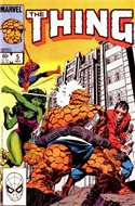 The Thing (1983-1986) (Comic Book) #5