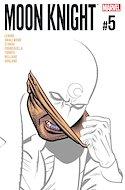 Moon Knight - Volumen 8 (Comic-book) #5