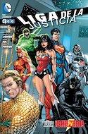 Liga de la Justicia. Nuevo Universo DC / Renacimiento (Grapa) #7
