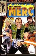 Mark Hazzard Merc (Comic-book.) #5