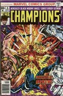 The Champions Vol. 1 (1975-1978) (Comic Book) #8