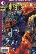 Los 4 Fantásticos Vol. 4 (2001-2003) (Grapa 24-48 pp) #3