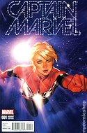 Captain Marvel Vol. 9 (2016 Variant Cover) (Comic Book) #1.2