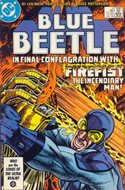 Blue Beetle Vol. 1 (Comic-Book) #2