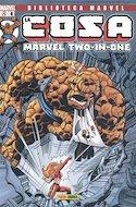 Biblioteca Marvel: La Cosa (2005-2006) (Rústica 160 pp) #8