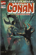 Extra Conan. El bárbaro (Grapa 40 pp) #6