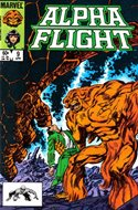 Alpha Flight vol. 1 (1983-1994) (Comic Book) #9