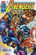 The Avengers Vol. 2 Heroes Reborn (1996-1997) (Comic Book) #2