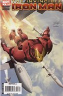 The Invincible Iron Man (Vol. 1 2008-2012) (Comic Book) #3