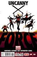 Uncanny X-Force Vol. 2 (Comic Book) #6