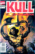 Kull el conquistador (Grapa. 17x26. 48 páginas. Color.) #4
