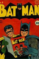 Batman Vol. 1 (1940-2011) (Comic Book) #8