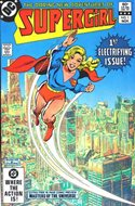 The Daring New Adventures of Supergirl (Grapa) #1
