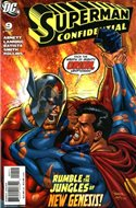 Superman Confidential (Saddle-Stitched) #9