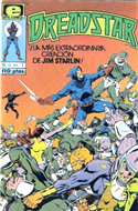 Dreadstar Vol. 1 (Grapa. 17x26. Color. (1985).) #1