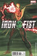 Iron Fist Vol. 5 (2017-2018 Variant Cover) (Comic Book) #1