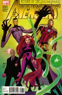 The Avengers Vol. 4 (2010-2013) (Comic Book) #8