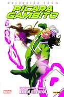 Pícara y Gambito: Anillo de fuego. 100% Marvel (Rústica 120 pp) #