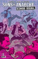 Sons Of Anarchy: Redwood Original (Grapa) #6