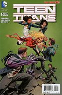 Teen Titans Vol. 5 (2014-2016) (Comic Book) #5