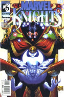 Marvel Knights (2001-2002) (Grapa 24 pp) #8