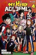 My Hero Academia #4