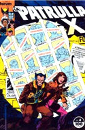 La Patrulla X Vol. 1 (1985-1995) (Grapa) #4