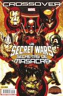 Secret Wars: Crossover (2015-2016) (Rústica) #1