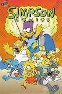 Simpsons Comics (Grapa) #6
