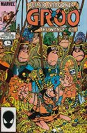 Groo The Wanderer Vol. 2 (1985-1995) (Grapa) #8