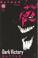 Batman: Dark Victory (Comic-book) #8