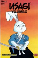 Usagi Yojimbo Vol. 1 (1987-1993) #1