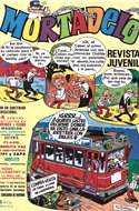 Mortadelo (1970) (Grapa) #8